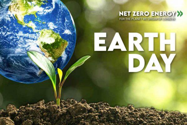 EARTH DAY-NET ZERO