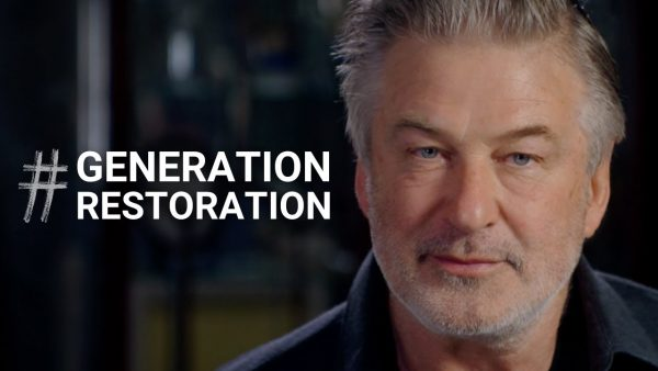 This Earth Day, join #GenerationRestoration with Alec Baldwin
