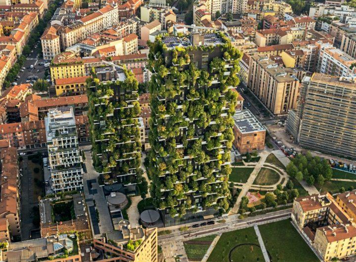 08_Vertical Forest in Milan_(c)Boeri Studio_ph.Dimitar Harizanov