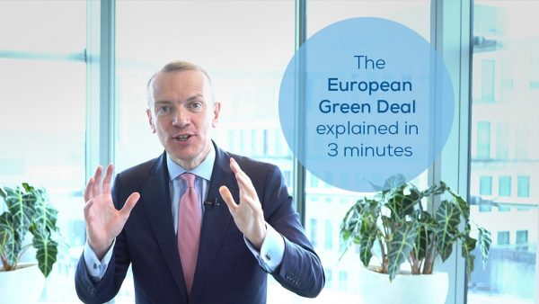 The European Green Deal explained in 3 minutes