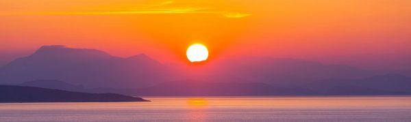 greece-sunset-R8XD4YZ